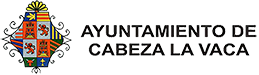 Ayuntamiento de Cabeza la Vaca Logo